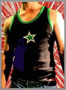 Tank Top With Star